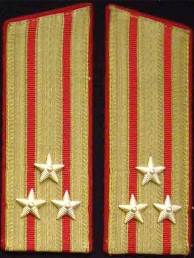 (расположение звезд - флотское