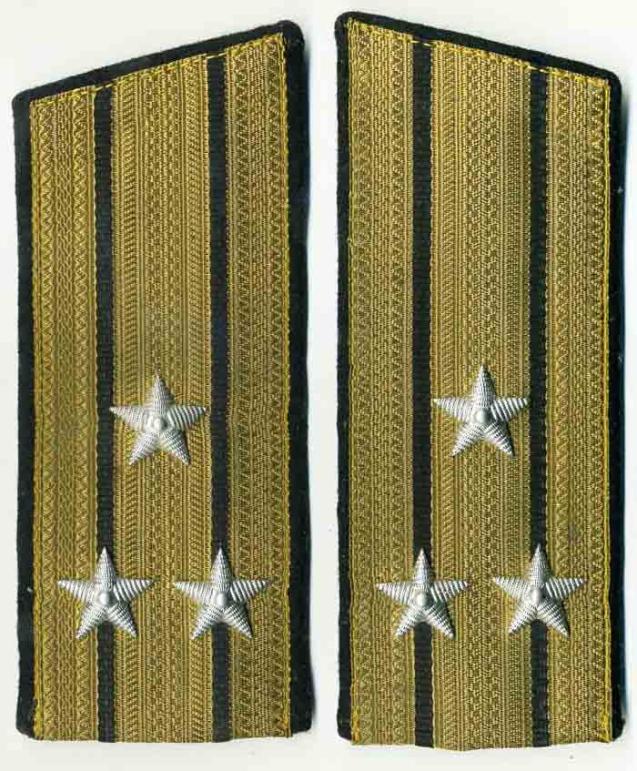 Армия звания украина звезды на